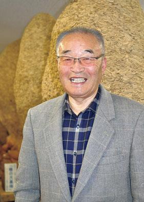 ぷらざINFO/信州人 : 塩沢産業グループ会長・蜂天国オーナー 塩澤 ...