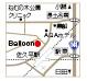 hair design Balloonの地図