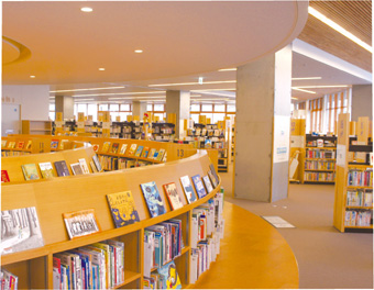 市立小諸図書館のイメージ画像