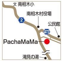 PachaMaMaの地図