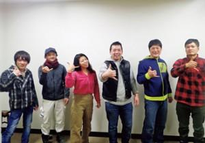 月1回の定例会のほか、親睦会もあり。会員は随時募集中で40歳以下で佐久市の農業者なら誰でも入会できます